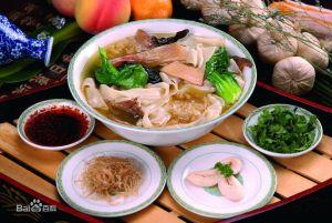 Xiao ji stewed noodles